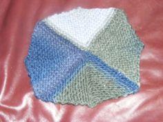 modular knitting | Triangulation and Other Modular Knitting Fun!