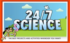 Free Educational Resource: 24/7 Science for Free Homeschool Science