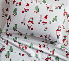 Santa Kids Sheets