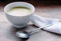 Healthy and Easy, Vegan and Gluten Free Creamy Broccoli Soup Recipe - Elana's Pantry Gluten Free Soup, Paleo Soup, Dairy Free Recipes, Real Food Recipes, Cooking Recipes, Healthy Soup, Vitamix Recipes, Primal Recipes, Paleo Diet