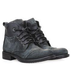 ΑΝΔΡΙΚΑ ΜΠΟΤΑΚΙΑ ΑΡΒΥΛΑΚΙΑ SAGIAKOS (BLACK) Men Boots, Hiking Boots, Shoes, Black, Fashion, Moda, Zapatos, Shoes Outlet, Black People