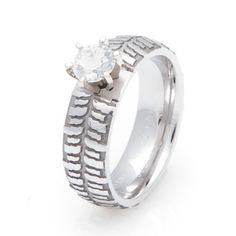 Bogger Engagement Ring