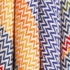100% New Zealand Wool Nordland Bunad Blanket by Mandal Veveri   MONOQI
