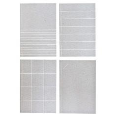 lines notebook ++ poketo