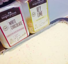 Take a trip down memory lane with my YIAH Key Lime White Chocolate Fruit Tingle Ice Cream