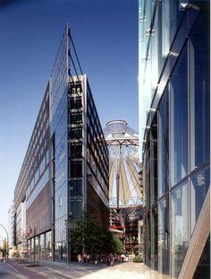 Architektur | Sony Center