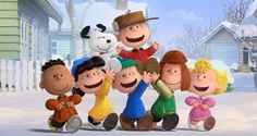 """Charlie Brown, Snoopy, Lucy, Linus and the rest of the gang return to the big screen for the first """"... - 20th Century Fox"""