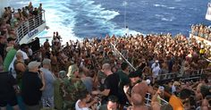 A cruise that conjures up the thumpa-thumpa club scene does more than you'd think: it creates a worry-free space where being gay is the norm.