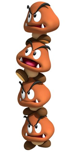 Goomba Tower