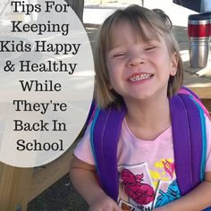 Tips To Keep Kids Happy and Healthy During The School Year! Plus, Enter To Win $2,000 in the #Fridgworthy Moments Sweepstakes! #sponsored #jbbb