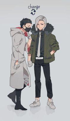 Boku No Academia, My Hero Academia Shouto, Hero Academia Characters, Anime Villians, Anime Gangster, Samurai Champloo, Black Anime Characters, Neon Genesis Evangelion, Boku No Hero Academy