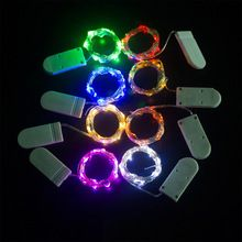 Led Lighting Led Strips Battery Operated 1m 2m Handmade Rattan Ball Led Strip String Fairy Light Party Christmas Trees Wedding Curtain Decor Relieving Heat And Thirst.