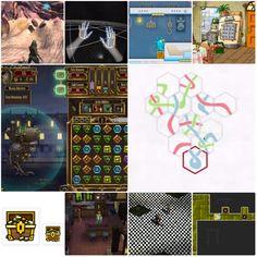 4 Snaps, CodeSpells, Diablo, Ironcast, Jellydad Hero, Leap Motion, Locom, Loop, Oculus Rift, The Sims, UX, сундук
