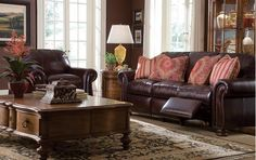 Comfortable Sofa With Recline Option Found At Furniture Mall Of Kansas In Topeka Or Lawrence