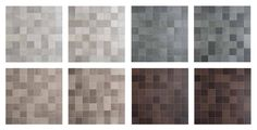 Tiles - Scenes from Mosa