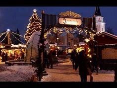 Tampere : mercado de Natal