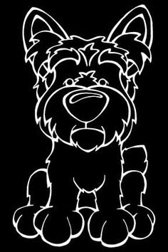 Do you love your Yorkshire Terrier? Then a dog decal from Decal Dogs is what you need to celebrate your best friend. Every Dog Has Its Decal! The decal measures 4 in. x 6 in. and can be applied to mos