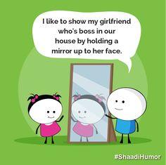 #ShaadiHumor