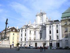 Am Hof Vienna Austria - http://www.hd1080pwallpaper.in/travel/hof-vienna-austria/