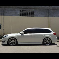 Slammed Suby! - August 24, 2013 #carpornracing #slammed #subaru