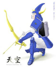 Samurai Troopers / Touma