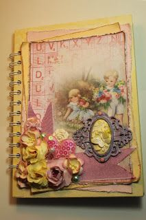 Challenge 13 ~ Altered Journals