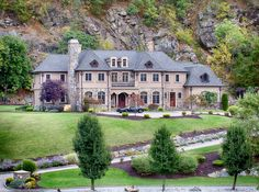 Location: 14 Quarry Mountain Lane, Montville, NJ Square Footage: 8,473 (1st & 2nd floors) Bedrooms & Bathrooms: 6 bedrooms & 8 bathrooms Price: $2,995,000 This newly listed French inspired