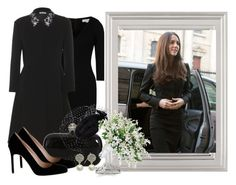 Duchess of Cambridge by analia7 on Polyvore featuring polyvore fashion style STELLA McCARTNEY Miu Miu Manolo Blahnik Alexander McQueen Carolee Coast Siena clothing
