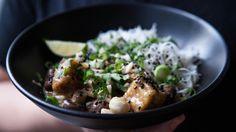 Tofu Noodle Curry