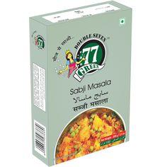 Sabji Masala Instant Recipes, Spices, Vegetarian, Nutrition, Food, Spice, Meals, Yemek, Eten