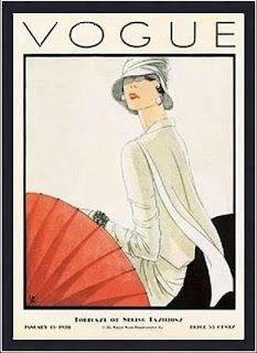La Maison Azure: 1920's Style