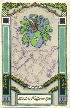 Weilheim Absolvia 1914 | eBay