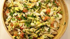 Sofie let op de centen: Pastasalade macaroni 'welkom thuis'