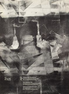 Typographische Monatsblätter, 1960-1990.  http://www.tm-research-archive.ch