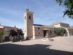 SANTA ANA DE PUSA (TOLEDO). Iglesia Parroquial de Santa Ana de Pusa.
