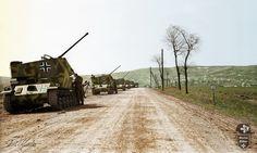 40M nimród flakpanzer.