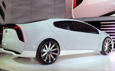 Kia Ray Concept EV, Autoshow