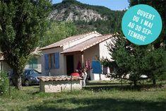 Een camping in de Hautes-Alpes? Camping des Gorges de la Meouge...