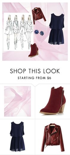 """Sans titre #103"" by li-directioner ❤ liked on Polyvore featuring Dorothy Perkins, Chicwish and Nina"