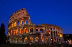 Beautiful rome! Especially at night!