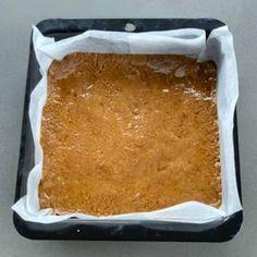 No-bake Gingernut slice - VJ Cooks