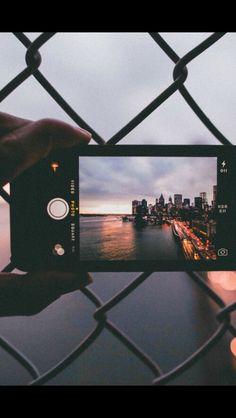 Iphone e a cidade