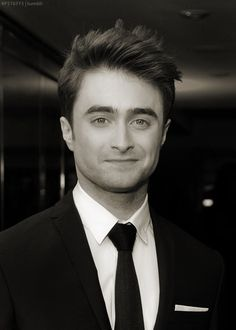 Daniel Radcliffe. This is also under my WANT board and i regret nothing!!!!