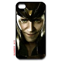 iphone 4 case LOKI face Apple iPhone 4/4s Case Black by vergacraft, $15.89.    OMG!!! I want this sooo bad!!!