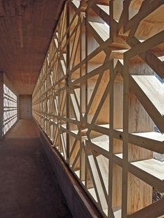 2013 Aga Khan Award for Architecture winners announced | Islamic Cemetery: Wooden ornament. Photo: AKAA / Bernardo Bader | Bustler
