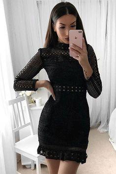 Miss Runway Fashion - Riverdale Lace Dress - Black White Midi Dress, Lace Dress Black, Blue Lace, Lace Homecoming Dresses, Black Party Dresses, Graduation Dresses, Lace Dresses, Evening Dresses, Short Dresses