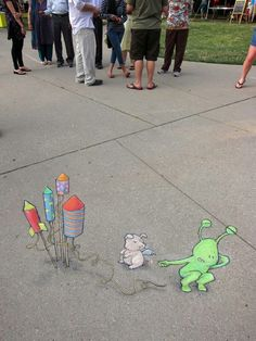 Streetart David Zinn Mehr sehen A Guide To Dental Health Article Body: People begin to learn about d Best Street Art, 3d Street Art, Street Art Graffiti, Street Artists, Graffiti Images, New York Graffiti, Best Graffiti, David Zinn, Banksy