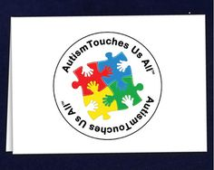 Autism Note Cards ATC2 by FundraisingForACause on Etsy, $7.00