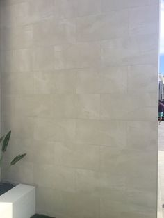 300 x600 Eco Alabaster Grigio Lappato - Exterior Tile Portico. As Seen on the Denver, Springlake in Mt Barker.
