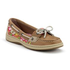 The perfect Sperry print